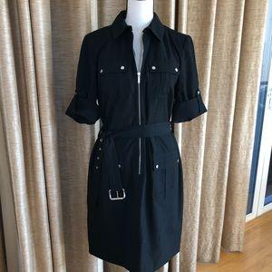 Michael Kors belted Shirtdress